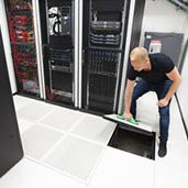 Data centres flooring Hampshire